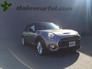 2017 MINI Clubman Cooper S ALL4 | PANO ROOF | LEATHER |