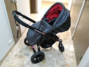 Rebel Q Air pram nearly new Spring Hill Brisbane North East Preview