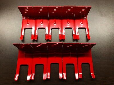 New 10 Lot Fork Style Wall Mount 10 Size Fire Extinguisher Amerex Bracket