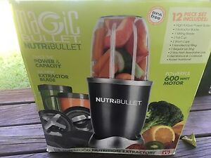 NutriBullet Tumbling Waters Litchfield Area Preview