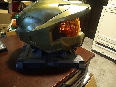 Master Chief Helmet (Halo 3 legendary edition master chief helmet)