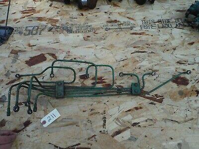 John Deere 4010 Tractor Injection Lines 211