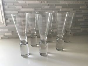 Champagne Flutes NEW *