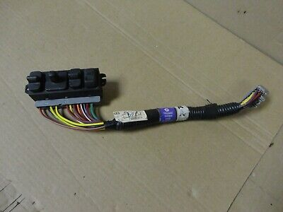 02-05 Dodge Ram Pickup Truck Driver Side Power Seat Track Switch Wiring Harness