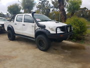 Wrecking all parts hilux 2012 Darch Wanneroo Area Preview