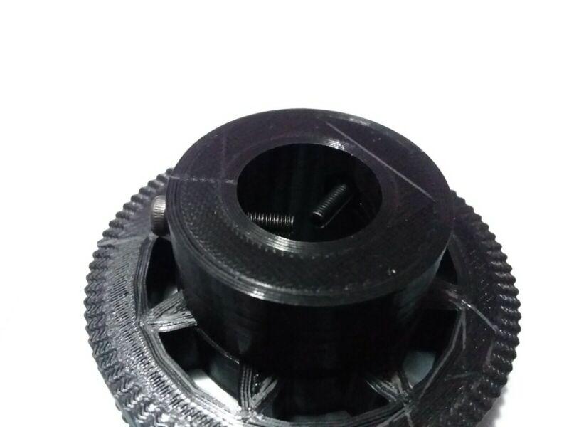 Fine Focus Knob for Celestron C8. fits 19mm O.D. 60mm Dia-FINE FOCUS UPGRADE