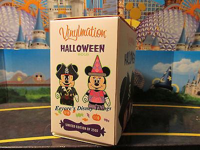 Disney Vinylmation 2015 Halloween Eachez - Sealed Box Possible Variant