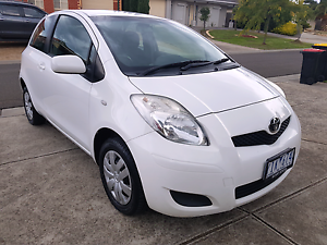2011 Toyota Yaris YR  5 speed  manaul Hillside Melton Area Preview