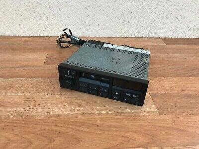 BMW OEM E34 525 530 540 CASSETTE PLAYER RADIO TAPE INDASH STEREO  (89_95)