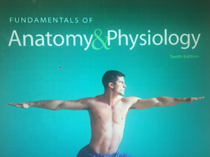 fundamentals of anatomy and physiology. martini, nath 10th ed PDF ...