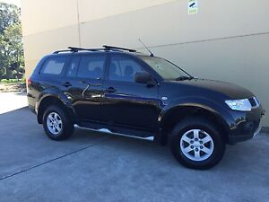 2012 Mitsubishi Challenger 4x4 diesel turbo automatic 4wd Blacktown Blacktown Area Preview