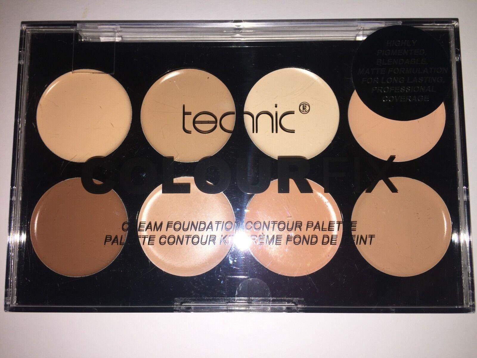 Creme Kontouring Palette Make-Up Rouge Bronzer peach nude Puder Contour Kompakt