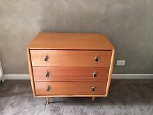 Retro 60s style wooden cabinet Mount Barker Mount Barker Area Preview
