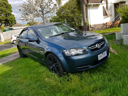 2009 Holden commodore LPG