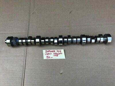 Ford Explorer 302 HO Roller Camshaft .422/.448 Lift Cam Mustang Factory OEM 5.0L Factory Roller Cam