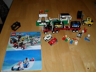 Lego System 1993 Victory Cup Racers 6539 with instructions, - lovely set