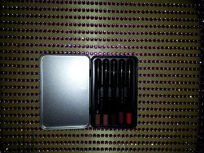 YBF Your Best Friend gel us kissproof Lip Liners Set of 5  NWOB