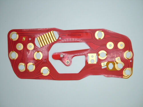 1976 - 1977 Ford Gran Torino / Ranchero std Instrument Cluster Printed Circuit