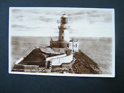 Early Postcard of Baily Lighthouse, Howth, Co.Dublin.