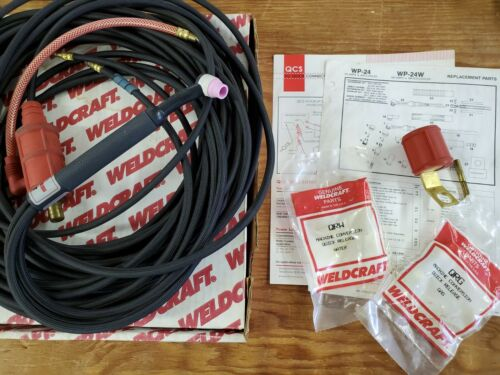 WELDCRAFT QWP-24W-25-R TORCH PACKAGE, 25