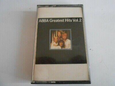 ABBA Greatest Hits Vol 2 ( Cassette Tape Volume 2 1979 )