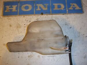 1997-Acura-CL-coolant-overflow-antifreeze-reservoir-bottle-can-tank-1999-1998