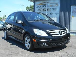 Mercedes-Benz B200 2010 ***MAGS,TOIT PANO,AIR CLIMATISE***