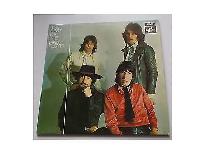 The Pink Floyd - The Best Of The Pink Floyd - LP 1st Press Holland 1970