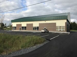 Industrial commercial space available