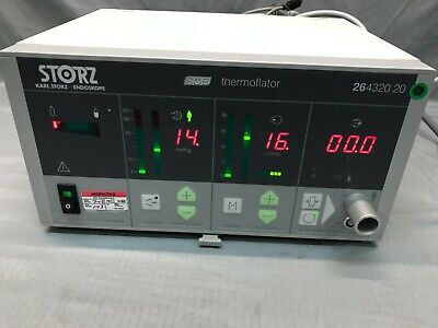 Storz Scb 264320 20 Thermoflator Perfect Grade A Condition With Hose And Cables