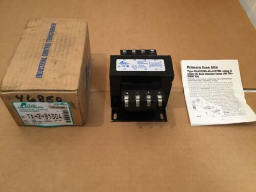 ACME TA-2-81304 INDUSTRIAL CONTROL TRANSFORMER 150VA NEW