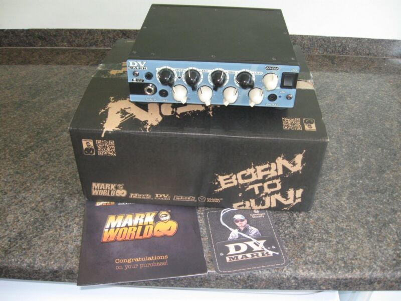 D V Mark Micro 50 11 amp Head Free delivery UK mainland only