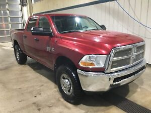 2011 Dodge Ram Diesel crew short box 4x4