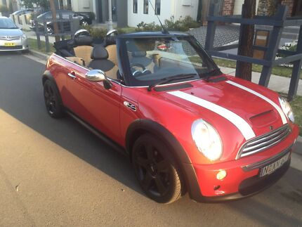2006 Mini Cooper S Auto convertable Prestons Liverpool Area Preview