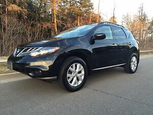 2012 Nissan Murano AWD for sale