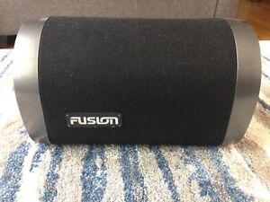 "10"" Fusion subwoofer tube"