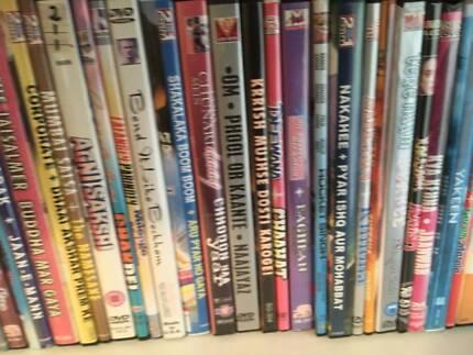 Cupboard with Hindi Movies