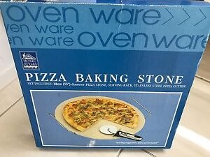 Pizza Baking Stone Set, brand new, Home Styles Kedron Brisbane North East Preview