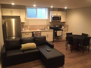 Brand new 2 Bedrooms Legal Suite