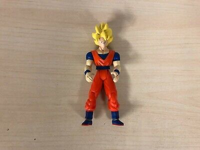 SS Goku Action Figure Dragon Ball Z DBZ GT Super Saiyan Irwin 2001, used for sale  Shipping to India