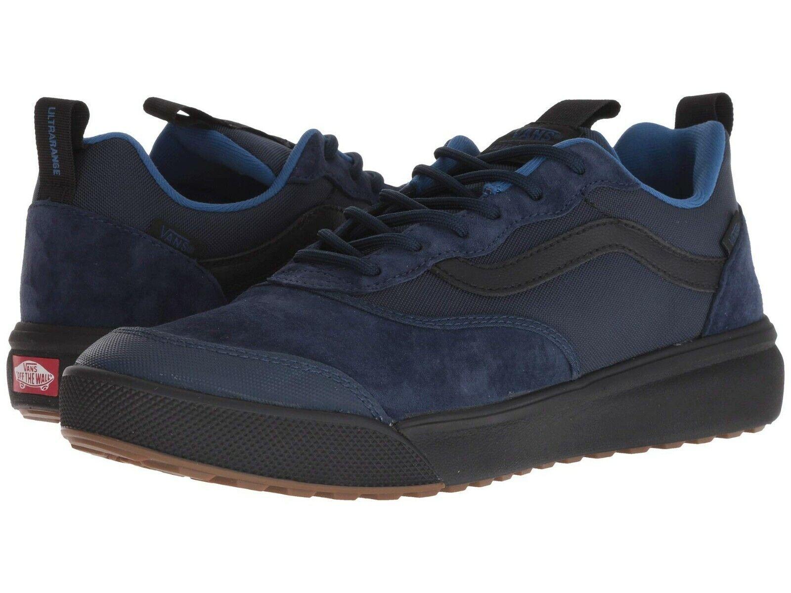 Vans ULTRARANGE PRO SKATE Shoes Size Men's 9.5 Black/Dress B