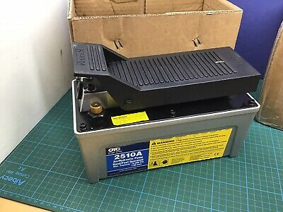 Otc Tools 2510a 10000 Psi 2-stage Stinger Air Hydraulic Pump Fast Shipping