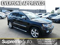 2013 Jeep Grand Cherokee OVERLAND 4WD/NAVI/B.CAM/DVD/ROOF/R.STAR