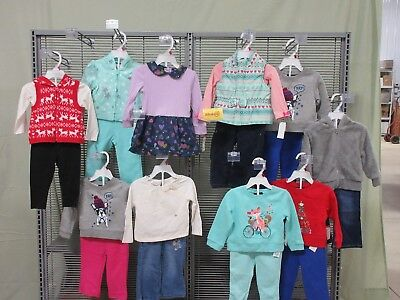 Boxer-outfit (20 INFANT GIRLS 12 MONTHS WONDER KIDS CLOTHES JOE BOXER OUTFIT BABY SWEAT SHIRT)