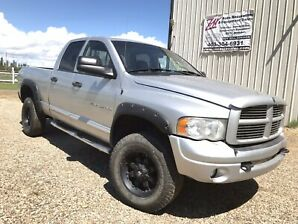 2005 Dodge Power Ram 2500 sport 5.9 Diesel!! low km