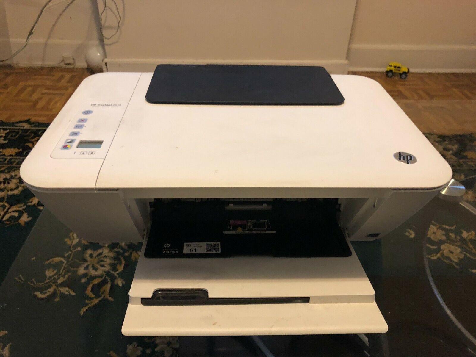 HP Deskjet 2541  works great, Accessories for printers