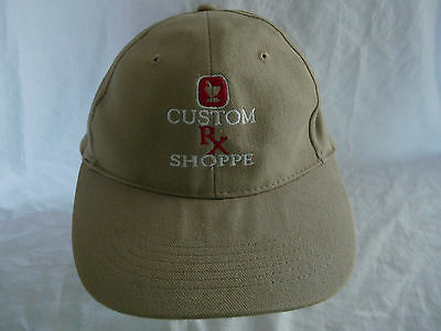 Custom RX Shoppe Baseball Cap Dad Hat Prescription Drug 420 Pestle & Mortar - Mortar Hat