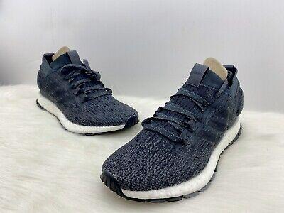 NEW Adidas Pure Boost RBL CM8313 Size 7.5 Men's Black