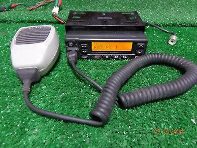 Kenwood Tk-780 Tk780 Mobile Radio Vhf 146-174 Mhz 25 Watts Complete Pkg A62