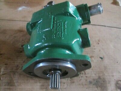 Oliver Tractor 175518551955 2255 Hydraulic Pump Very Good Working Pump